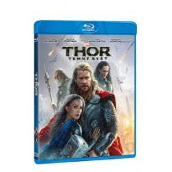 BluRay 3D Thor Temný svet 2BD (3D+2D)
