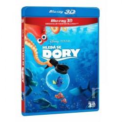 BluRay 3D Hľadá sa Dory - 2BD (3D+2D)