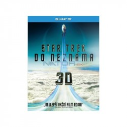 BluRay 3D Star Trek: Do neznáma - 3D