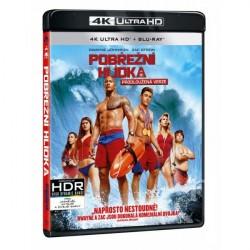 4K HDR Pobrežní hlídka 2BD (4K BD+ BD) film