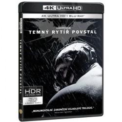 4K HDR Temný rytíř povstal 3BD (4K BD+ BD+bonus) film