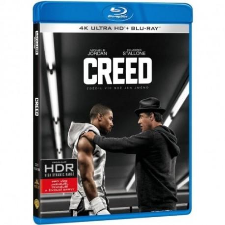 4K HDR Creed 2BD (4K BD+ BD) film