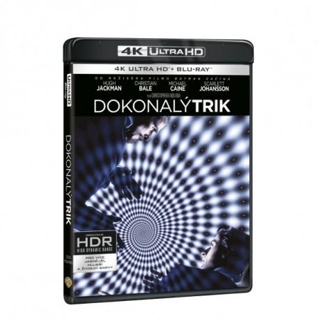 4K HDR Dokonalý trik 3BD (4K BD+ BD+bonus) film