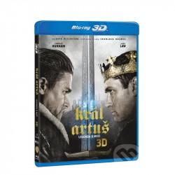 BluRay 3D Kráľ Artuš legenda o meči 2BD (3D+2D)