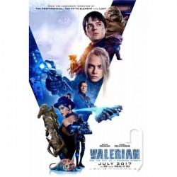 BluRay 3D Valerian a město tis. planet 2BD(3D+2D) mediabook