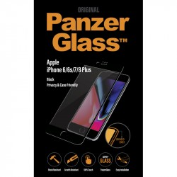 PanzerGlass iPhone 8/7/6S/6 Plus sklo ochranné číra