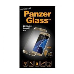 PanzerGlass PREMIUM Samsung Galaxy S7 sklo ochranné zlaté