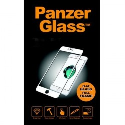 PanzerGlass iPhone X, Curved Edges sklo ochranné čierna