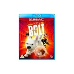 BluRay 3D Bolt - Pes pre každý deň BD 3D+2D