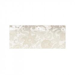 NOVABELL Class obklad 26 x 61 cm damascato white CSWD87K