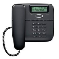 SIEMENS Gigaset DA610 telefón čierny