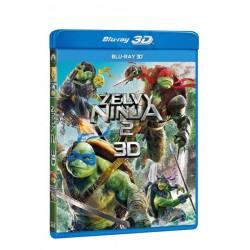 BluRay 3D Želvy Ninja 2 (3D)