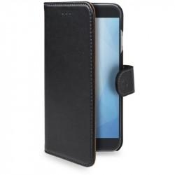 CELLY Wally Xiaomi Redmi 5 Plus púzdro čierne kniha