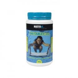 MASTERSIL tablety OXI mini 1kg chémia do bazénov