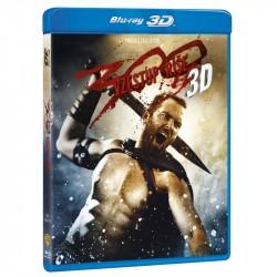 BluRay 3D 300 Vzestup říše 2BD (3D+2D)