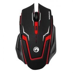 MARVO M319RD myš čierno-červená