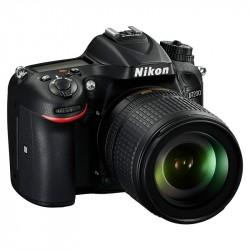 NIKON D 7200 + 18-105 mm AF-S DX VR fotoap. digit.
