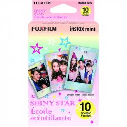 FUJIFILM INSTAX MINI STAR 10ks