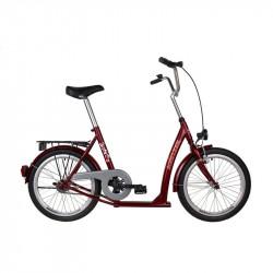 KENZEL Sit nGo Bordo znížený mestský bicykel
