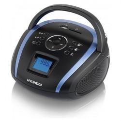 HYUNDAI TR1088BT3BBL rádioprijímač MP3