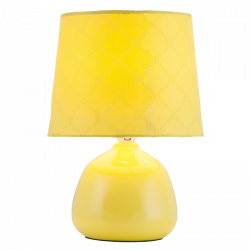 RABALUX ELLIE 4383 lampa stolná žltá