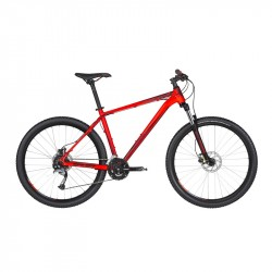 KELLYS SPIDER 30 Red L 2019 27,5´´ horský bicykel