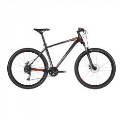KELLYS SPIDER 10 Black L 2019 27,5´´ horský bicykel
