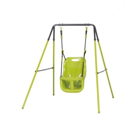 Hojdačka zelená - limetková 1 Marimex 11640153