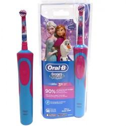 ORAL-B BRAUN VITALITY KIDS D12 FROZEN kefka zubná