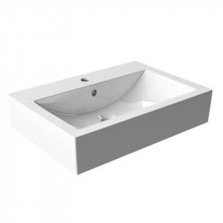 KFA MARACANA ORNE 50 umývadlo na dosku/skrinku keramické biele 1610584050
