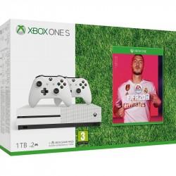 XBOX ONE S 1TB +FIFA 20 + Dualshock 4