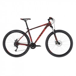 KELLYS SPIDER 10 Red M 2020 27,5´´ horský bicykel