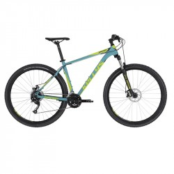 KELLYS SPIDER 10 Turquoise M 2020 29´´ horský bicykel