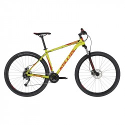 KELLYS SPIDER 30 Neon Lime M 2020 27,5´´ horský bicykel