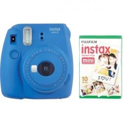 FUJIFILM INSTAX MINI 9 COBALT BLUE 16550564