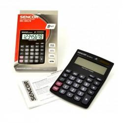 kalkulačka SENCOR SEC 320/ 8 DUAL 10002076