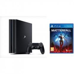 SONY PlayStation PS4 PRO 1TB + MATTERFALL