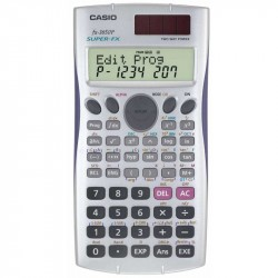 CASIO FX3650P kalkulačka