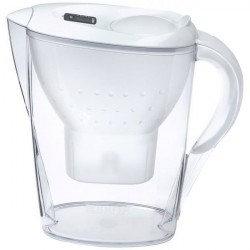 BRITA MARELLA COOL filter na vodu biela + 3x MAXTRA