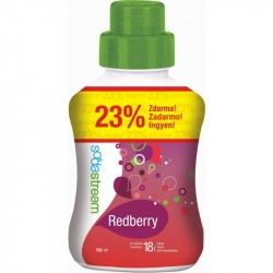 SODASTREAM Red Berry 750ml