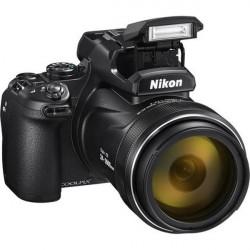 NIKON COOLPIX P1000 fotoap. digit. čierny VQA060EA
