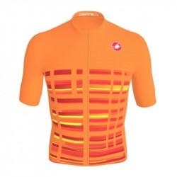CASTELLI COMPETIZIONE M012 oranžový 5XL