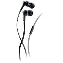 CellularLine Bee s mikrofónom, 3,5 mm jack, headset, čierno-šedé slúchadlá