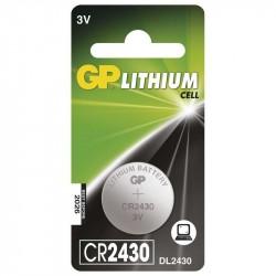 GP CR2430 batéria 3V líthium / blister