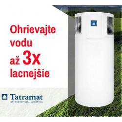 TATRAMAT TEC 220 TM tepelné čerpadlo (slovenský výrobok)