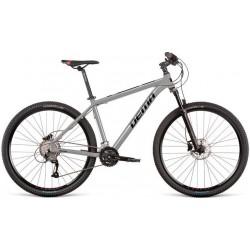 DEMA PEGAS 5 silver black 17´´ 2021 bicykel horský 27,5