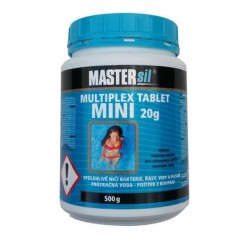 MASTERSIL MULTIPLEX Mini Tablet 500g