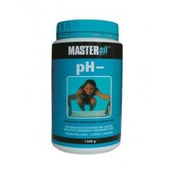 MASTERsil pH mínus granulát 1,6 kg